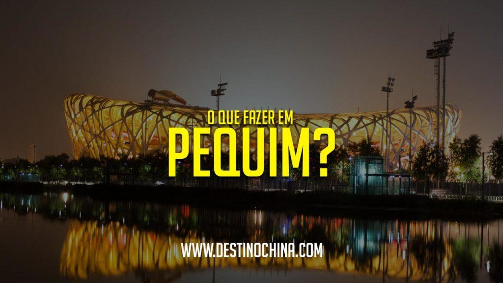 O que fazer em Yiwu? O que fazer em Pequim na China