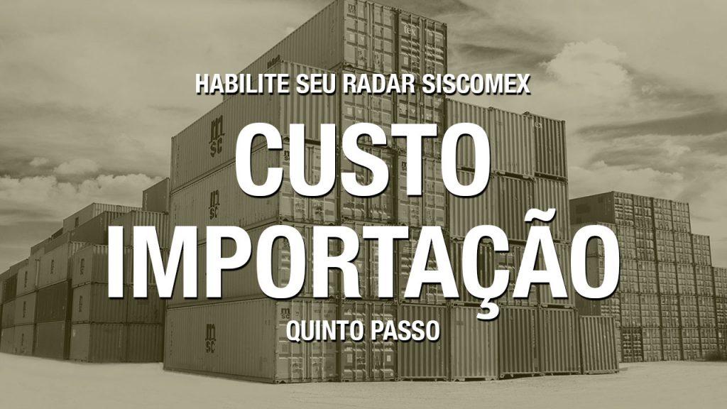 Habilite seu radar SISCOMEX Habilitação radar SISCOMEX