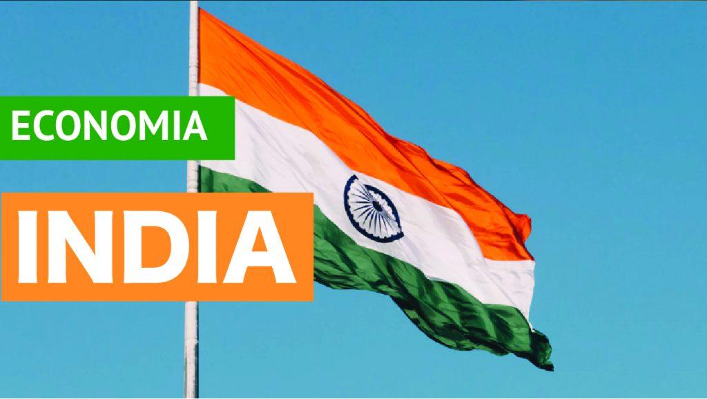 Como é a economia indiana Características de indústria indiana