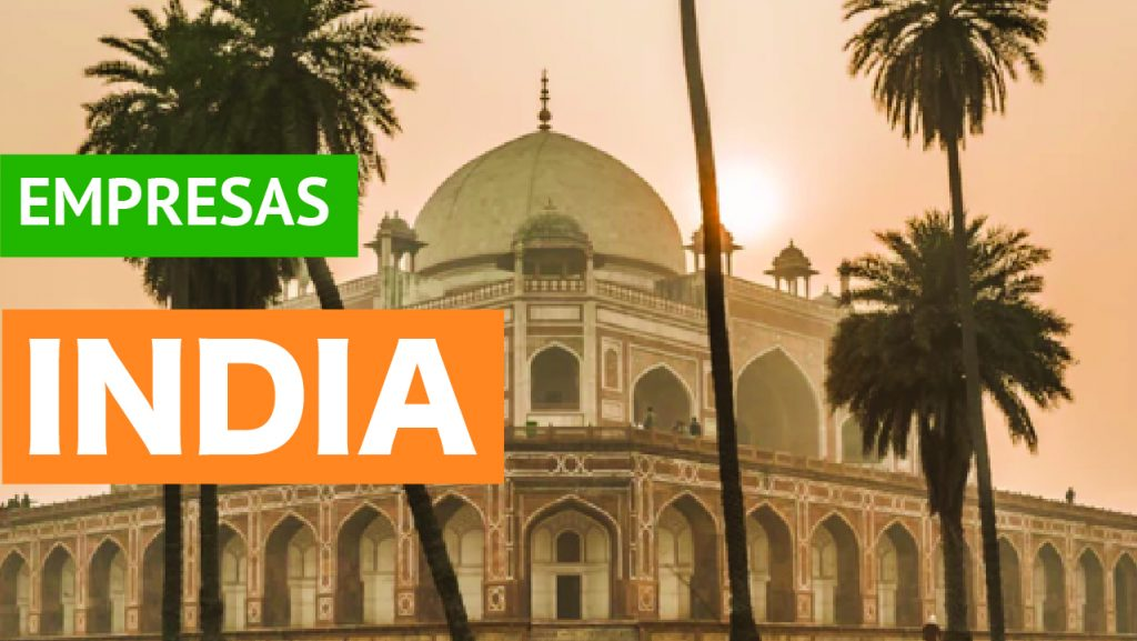 Melhores empresas indianas Principais empresas indianas
