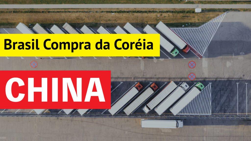 Fazendo Negócios com a Coréia do Sul Brasil realiza compras na Coréia do Sul