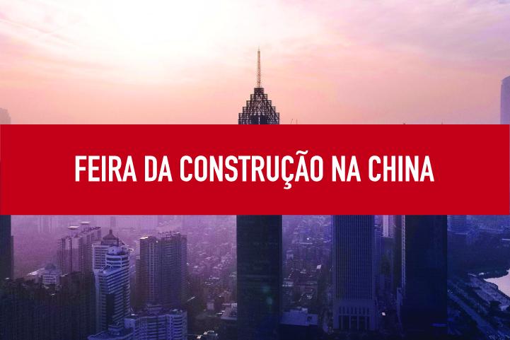 Feira da construção na China Feira da construção na China