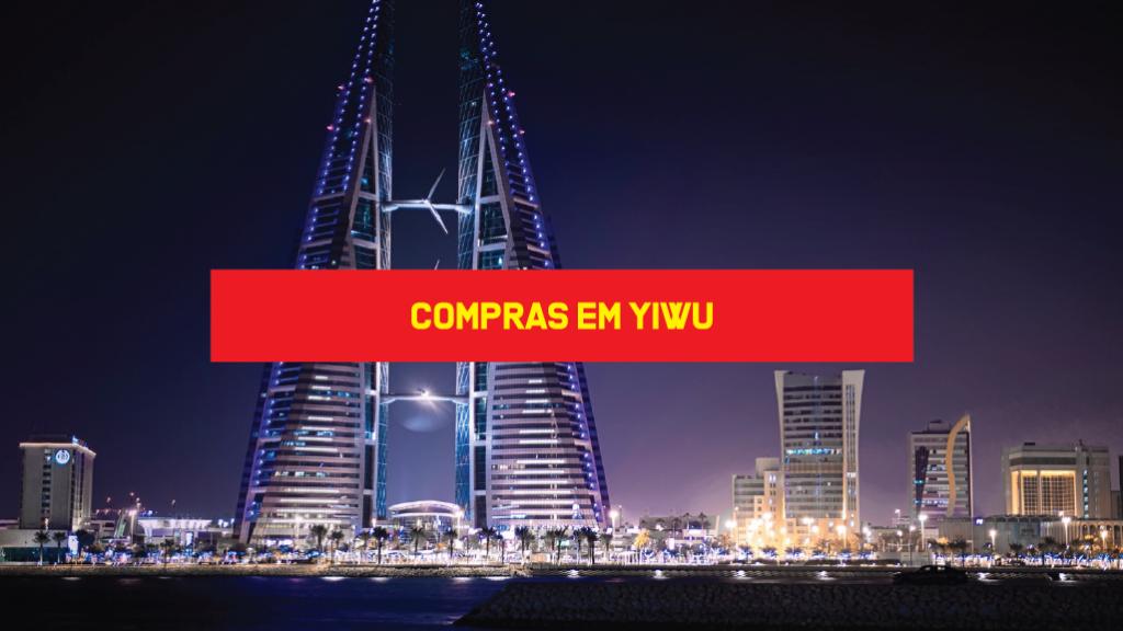 Compras em Yiwu Compras em Yiwu na China