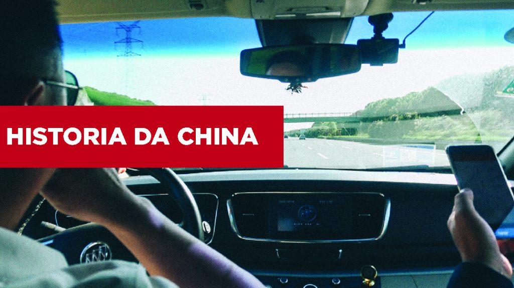 Historia da china História da China