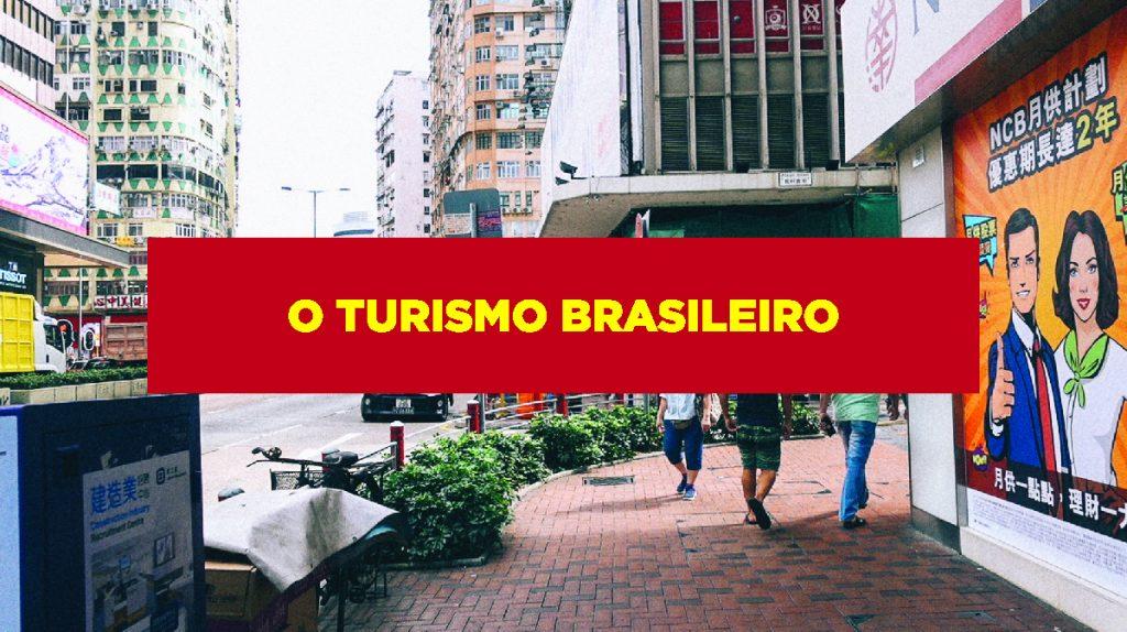 O turismo brasileiro o que fazer para vencer a crise Turismo brasileiro e vencer a crise