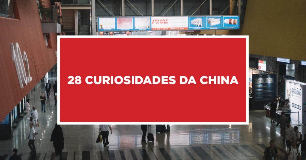 28 Curiosidades da China Conhecendo 28 coisas curiosas da China