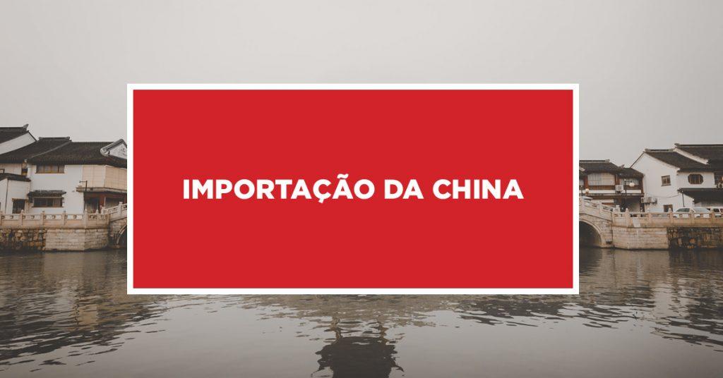 Importação da China Funcionamento de trâmites para importar produtos da China