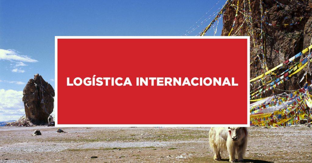 Logística internacional Procedimentos realizados em logística internacional na China